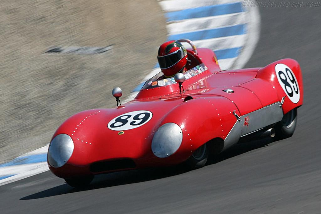 Lotus XI    - 2006 Monterey Historic Automobile Races