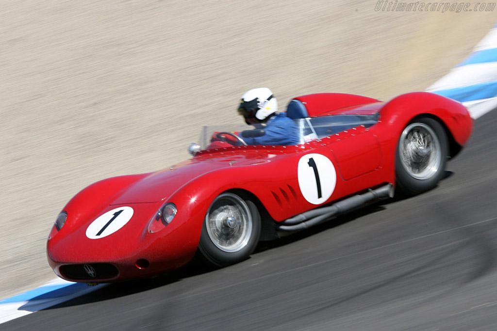 Maserati 250 S - Chassis: 1655   - 2006 Monterey Historic Automobile Races