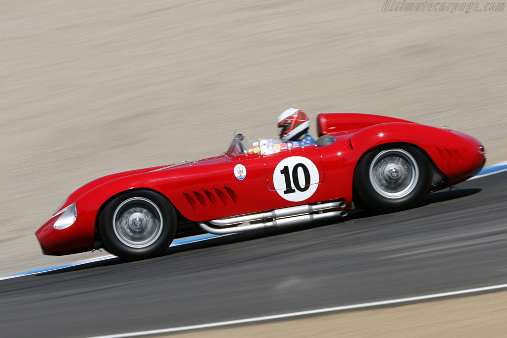 Maserati 300 S - Chassis: 3083   - 2006 Monterey Historic Automobile Races