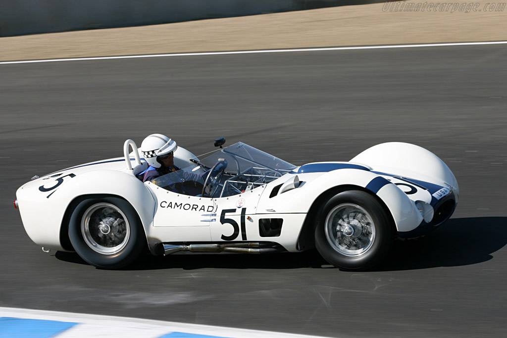 Maserati T61 Birdcage - Chassis: 2461   - 2006 Monterey Historic Automobile Races