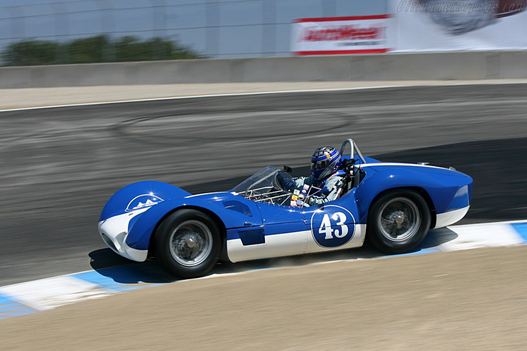 Maserati Tipo 60 Birdcage - Chassis: 2465   - 2006 Monterey Historic Automobile Races