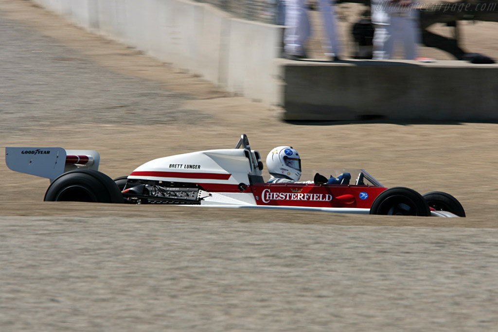 McLaren M23 - Chassis: M23-14   - 2006 Monterey Historic Automobile Races