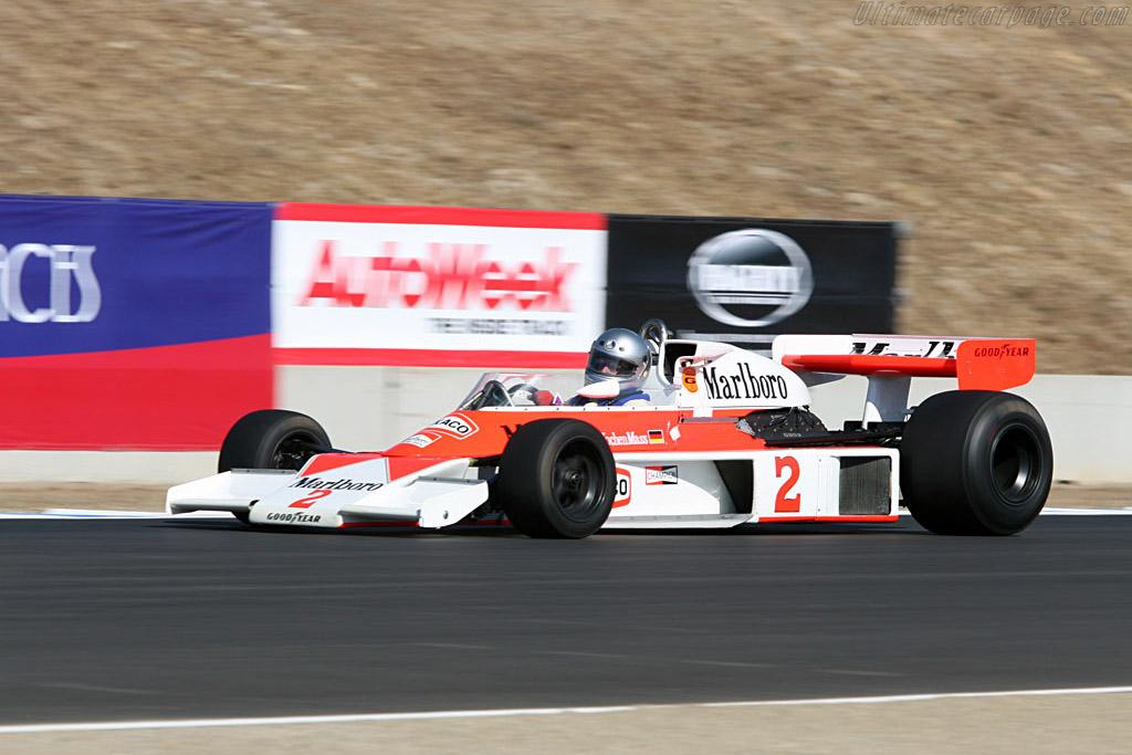McLaren M23 - Chassis: M23-12   - 2006 Monterey Historic Automobile Races