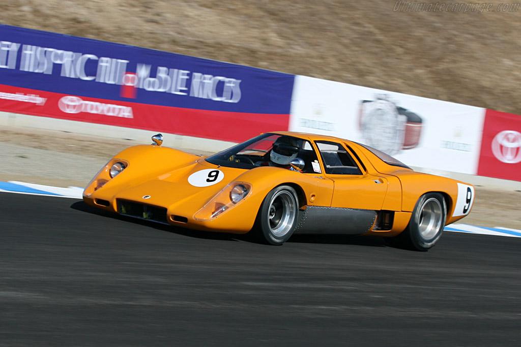 McLaren M6 GT - Chassis: 50-17   - 2006 Monterey Historic Automobile Races