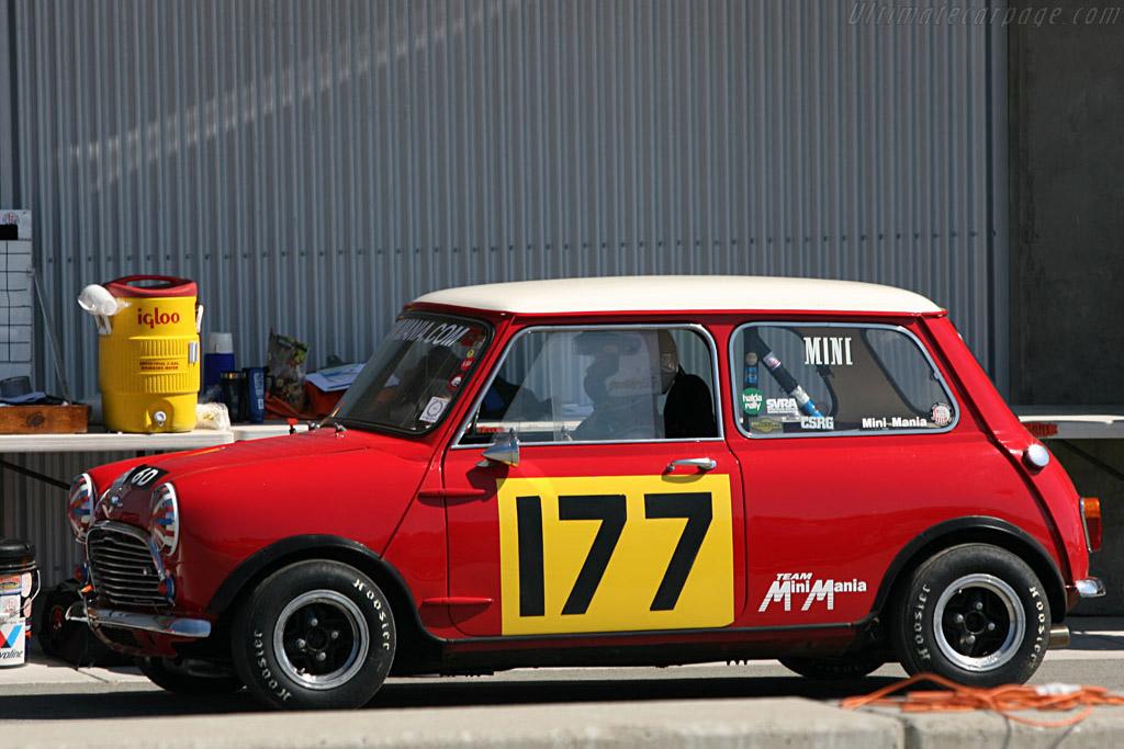 Mean(i) Machine    - 2006 Monterey Historic Automobile Races