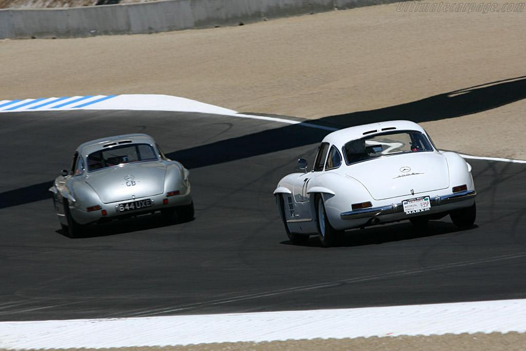 Mercedes-Benz 300 SL    - 2006 Monterey Historic Automobile Races
