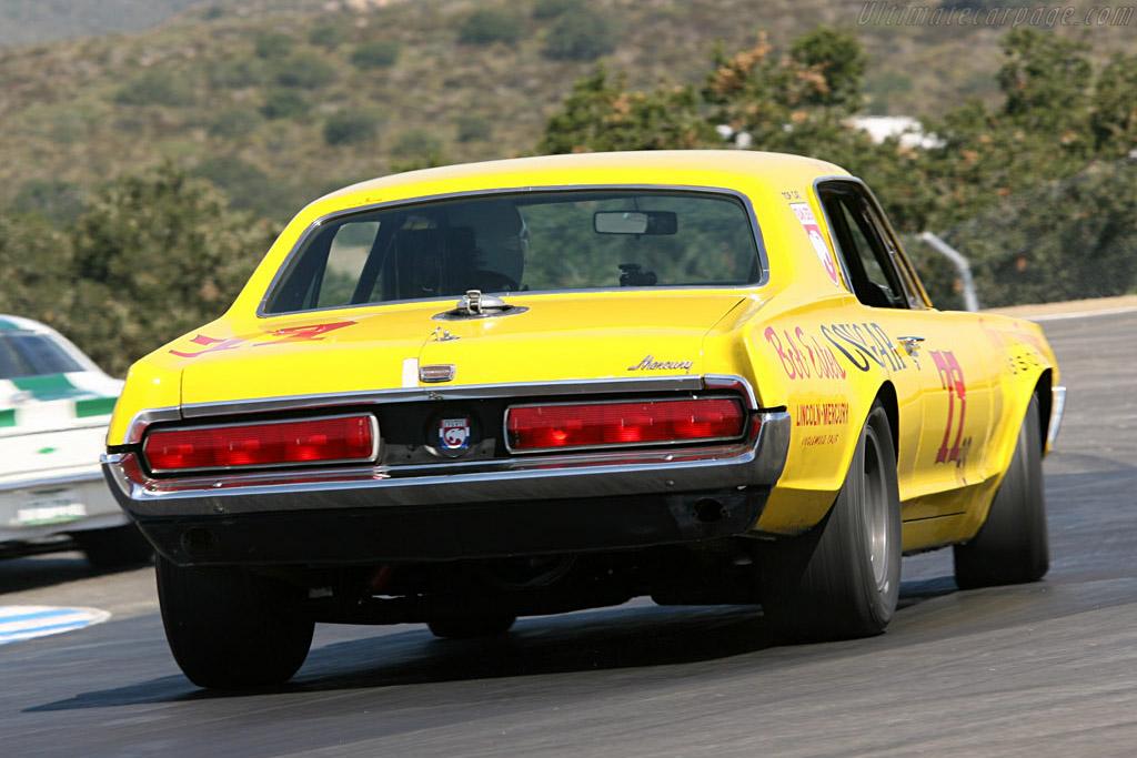 Mercury Cougar    - 2006 Monterey Historic Automobile Races