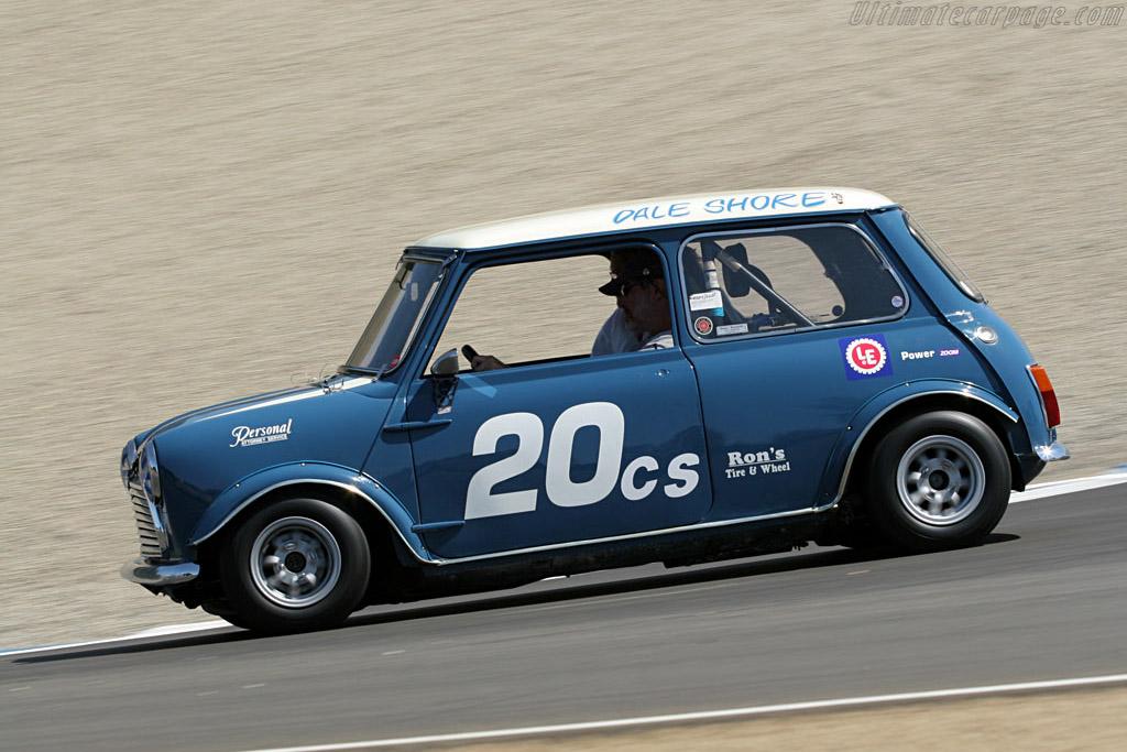 Mini Cooper S    - 2006 Monterey Historic Automobile Races