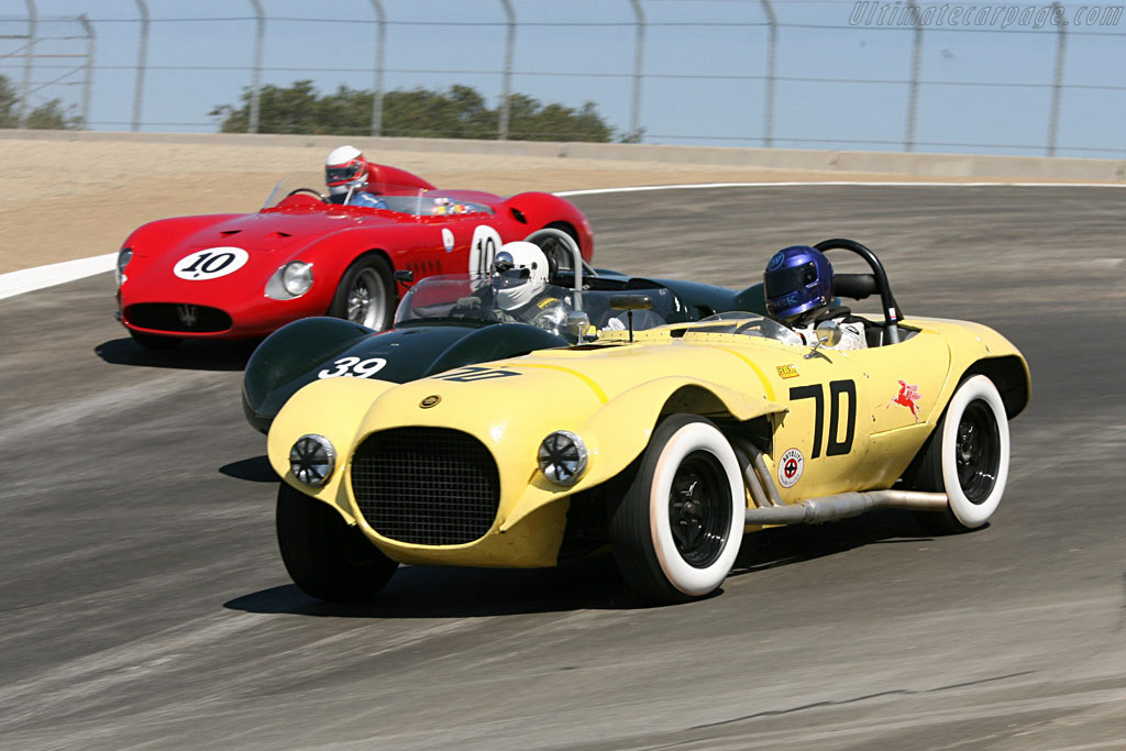 Ol' Yeller II    - 2006 Monterey Historic Automobile Races