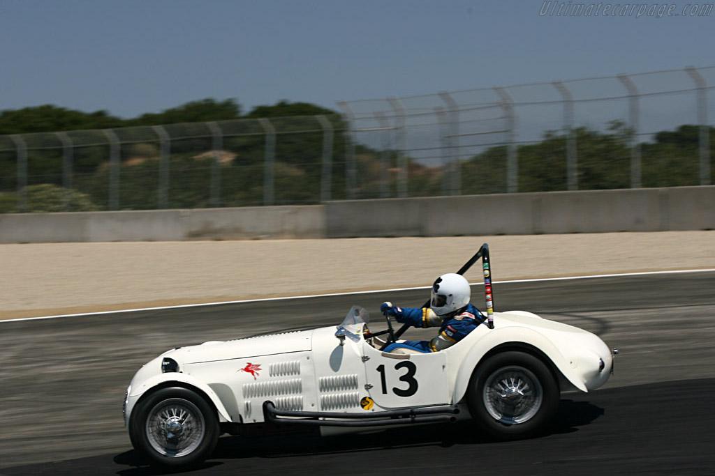 Jaguar Cars Photo Gallery >> Parkinson-Jaguar Special - 2006 Monterey Historic Automobile Races