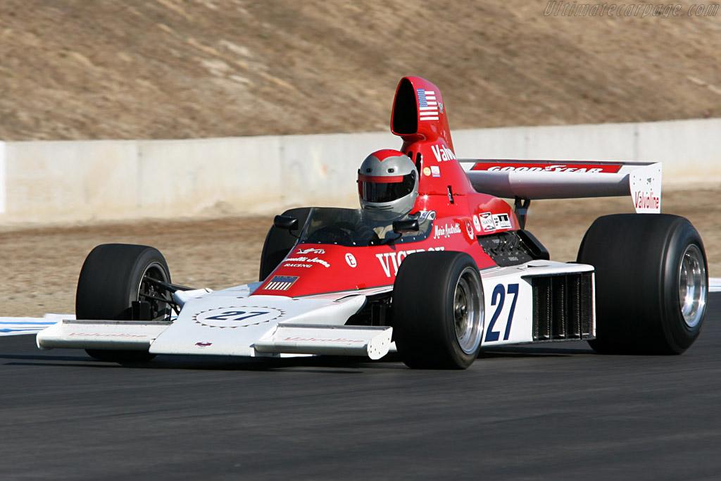 Parnelli VPJ4 - Chassis: 001   - 2006 Monterey Historic Automobile Races