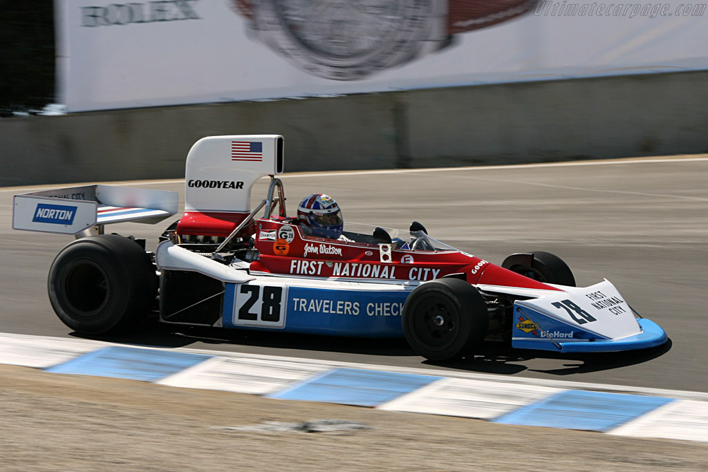 Penske PC3 - Chassis: PC3/001   - 2006 Monterey Historic Automobile Races