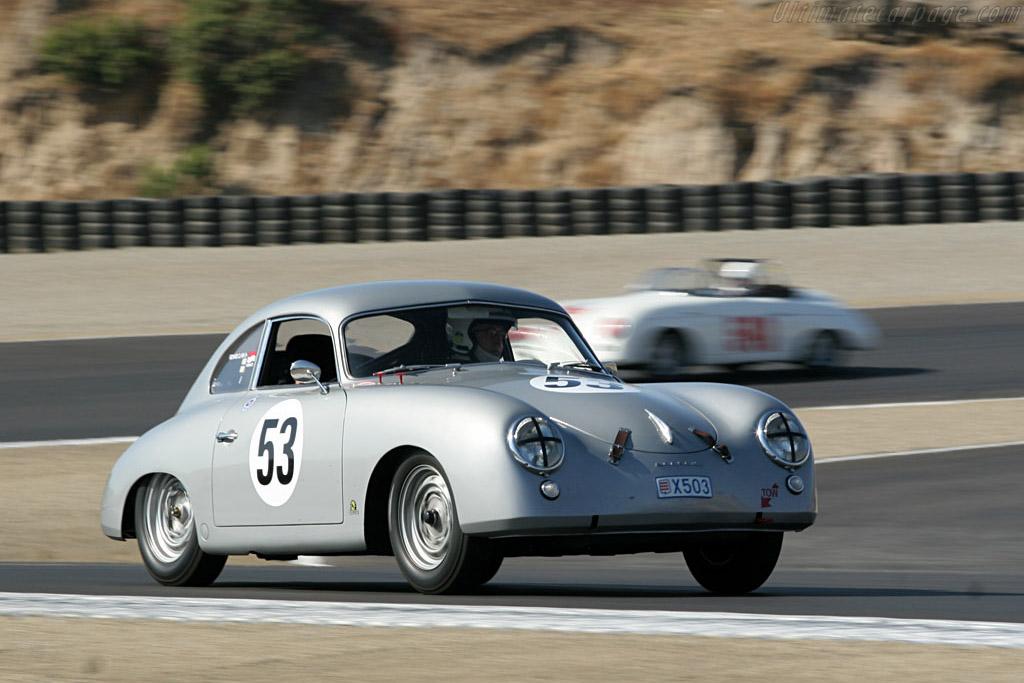 Porsche 356    - 2006 Monterey Historic Automobile Races