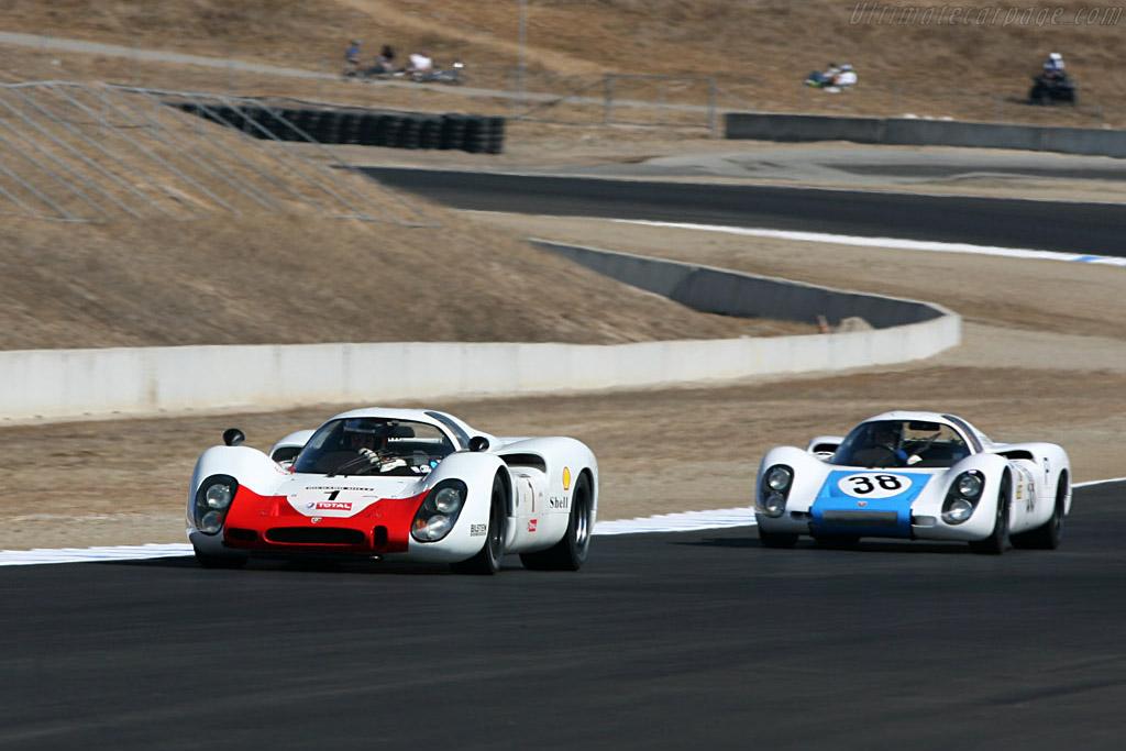 Porsche 908 / 907K - Chassis: 908-019   - 2006 Monterey Historic Automobile Races