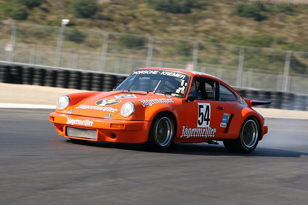 Porsche 911 RSR 3.0 - Chassis: 911 460 9073   - 2006 Monterey Historic Automobile Races