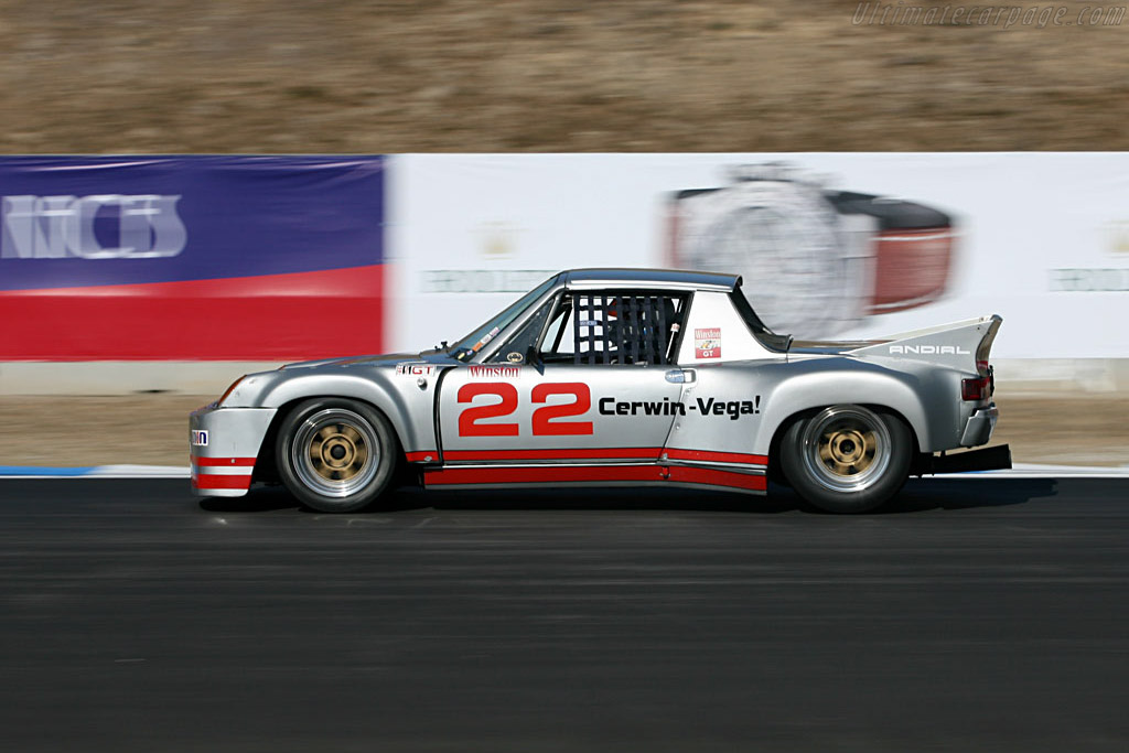 Porsche 914-6    - 2006 Monterey Historic Automobile Races