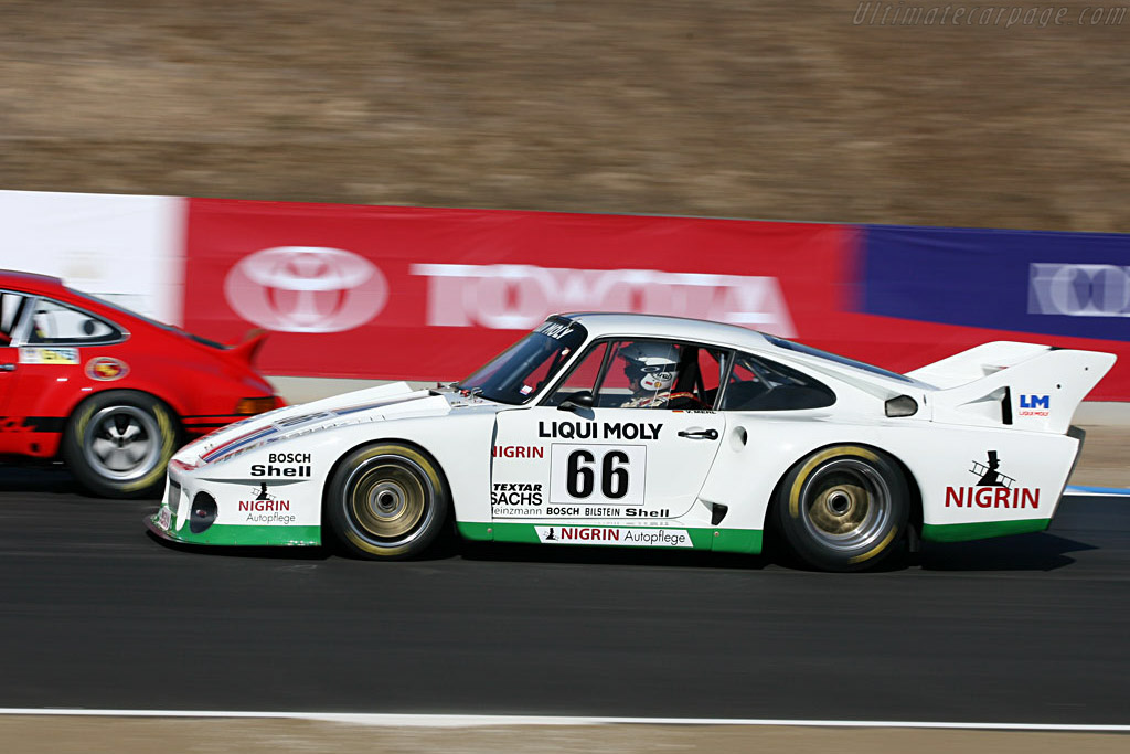 Porsche 935 J - Chassis: 009 0001   - 2006 Monterey Historic Automobile Races