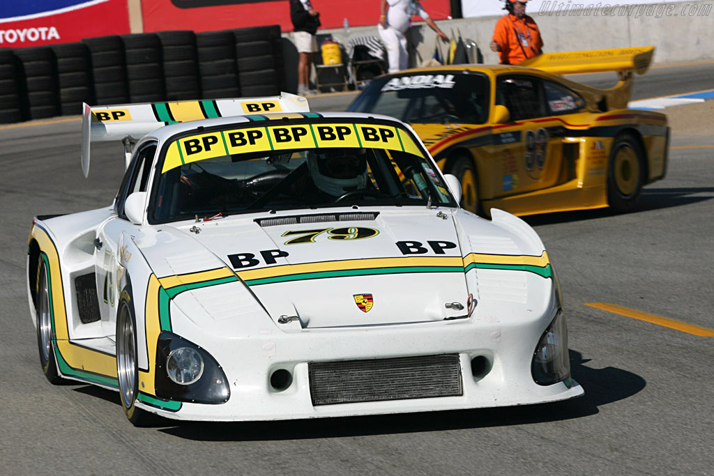 Porsche 935 K3    - 2006 Monterey Historic Automobile Races