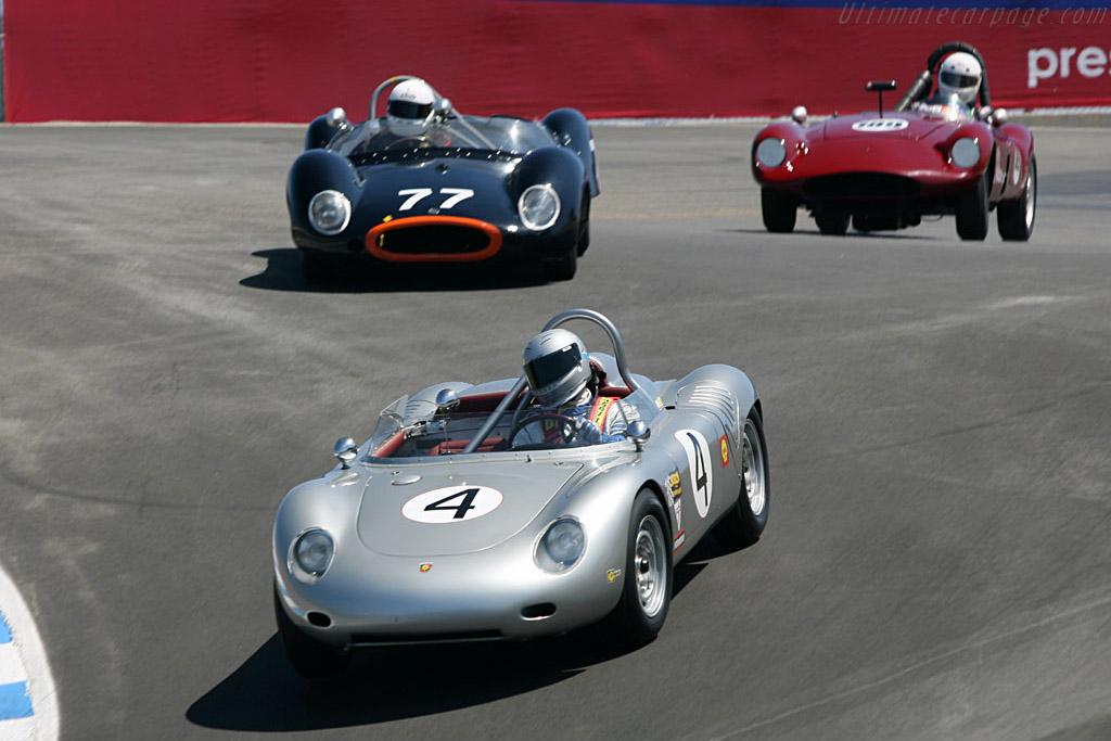Porsche RS60 - Chassis: 718-052   - 2006 Monterey Historic Automobile Races
