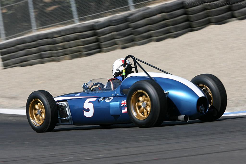 Scarab FL    - 2006 Monterey Historic Automobile Races