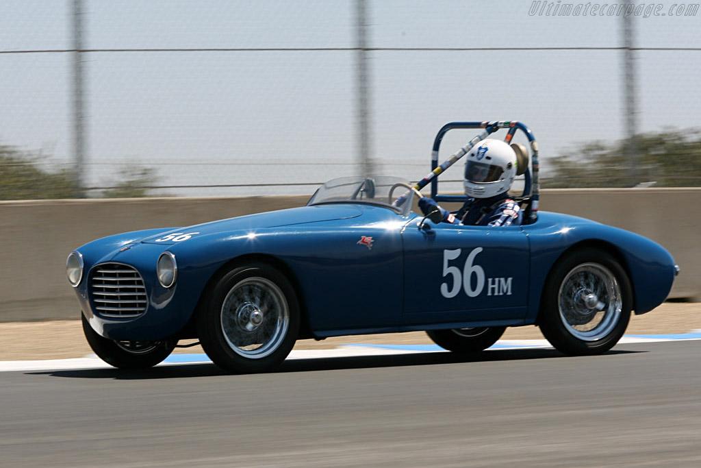 Siata 300BC    - 2006 Monterey Historic Automobile Races
