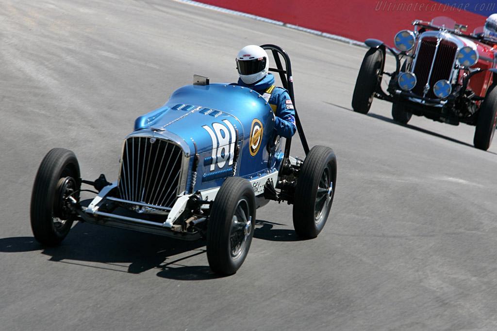 Studebaker Indy    - 2006 Monterey Historic Automobile Races