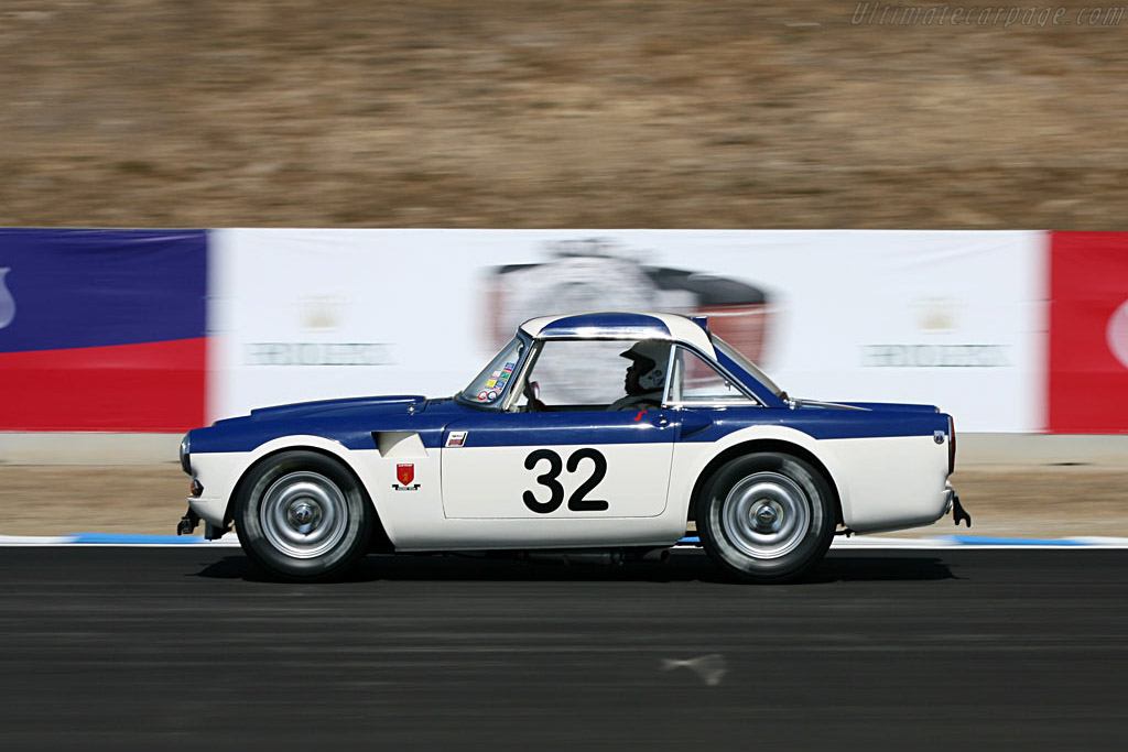 Sunbeam Tiger    - 2006 Monterey Historic Automobile Races
