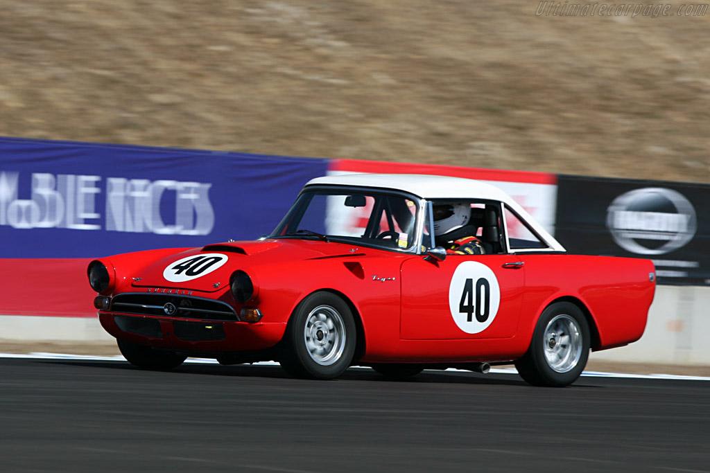 Sunbeam Tiger    - 2006 Monterey Historic Automobile Races