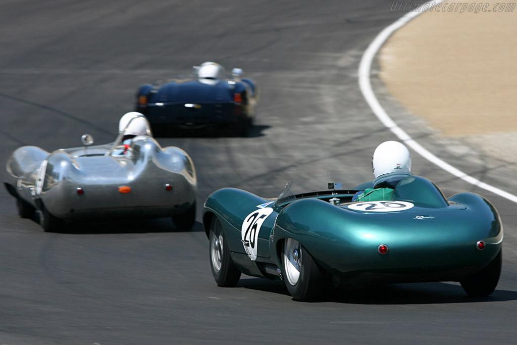 Tojeiro Mk1    - 2006 Monterey Historic Automobile Races
