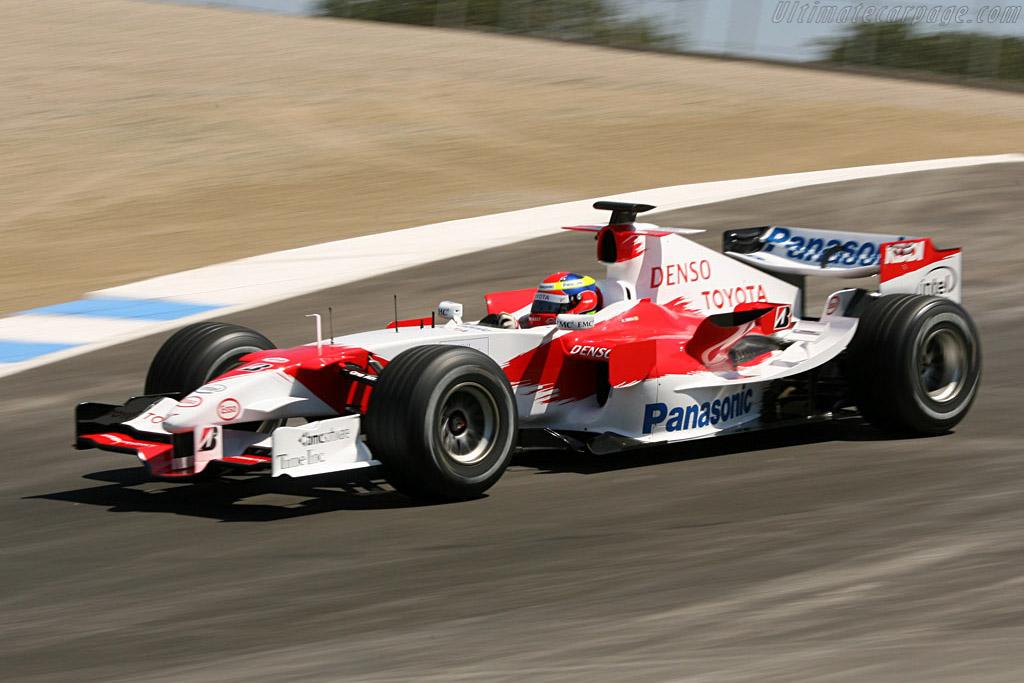 Toyota TF106    - 2006 Monterey Historic Automobile Races