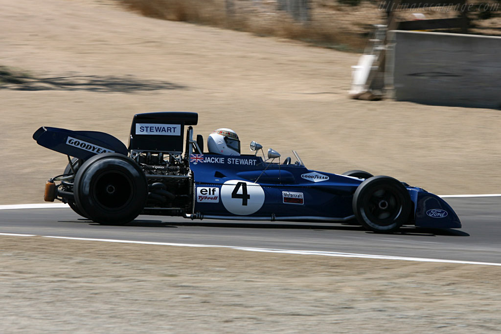 Tyrrell 004 - Chassis: 004   - 2006 Monterey Historic Automobile Races