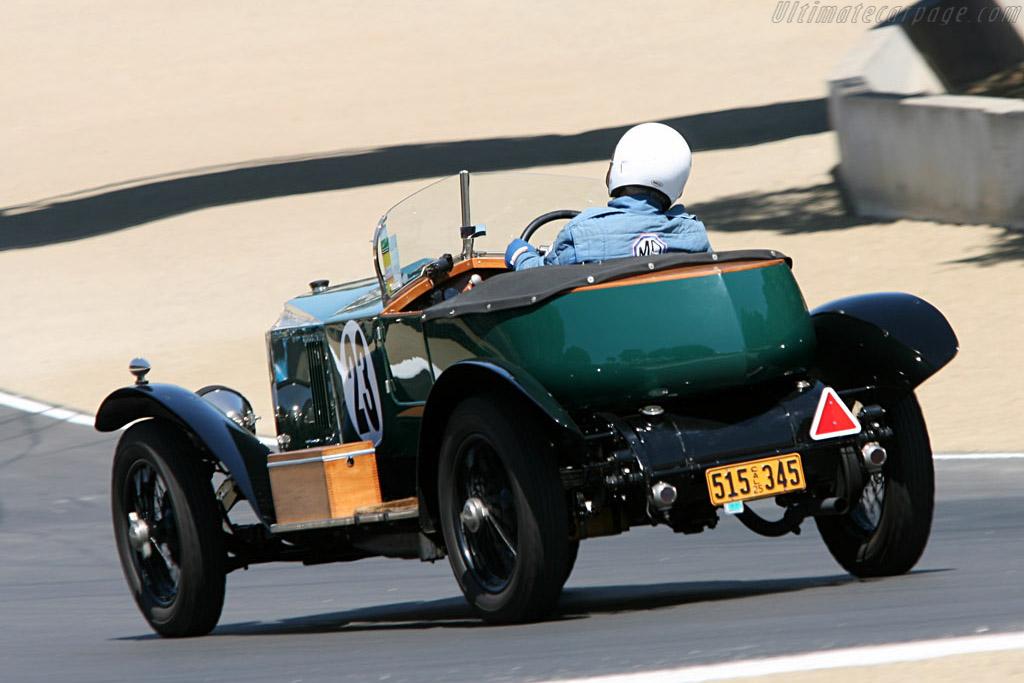 Vauxhall 30-98    - 2006 Monterey Historic Automobile Races