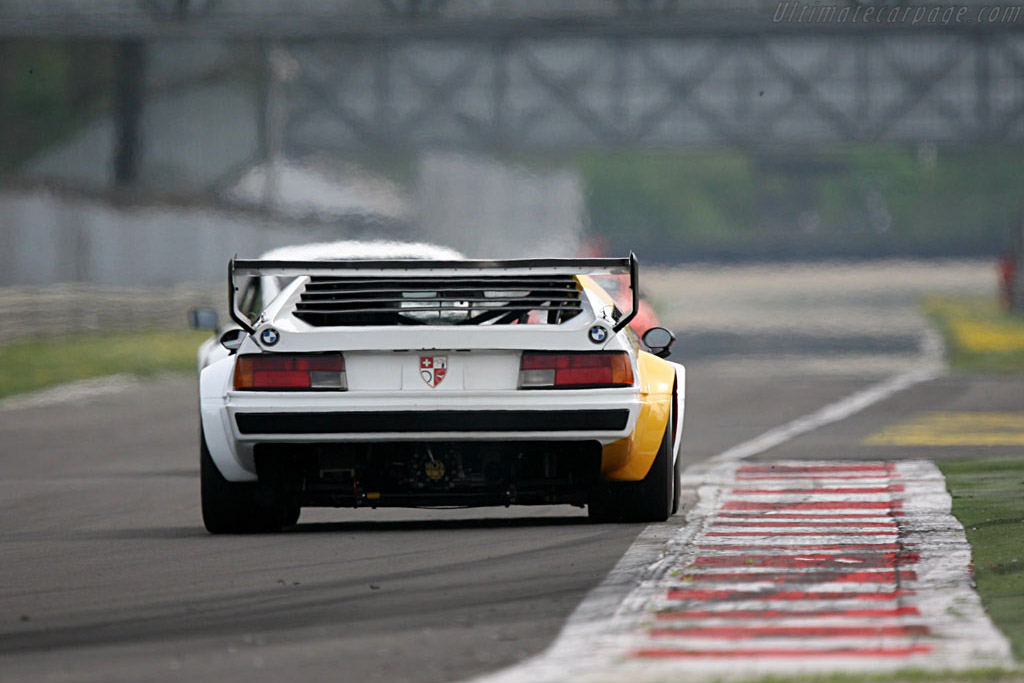 BMW M1 - Chassis: 4301065   - 2007 Le Mans Series Monza 1000 km