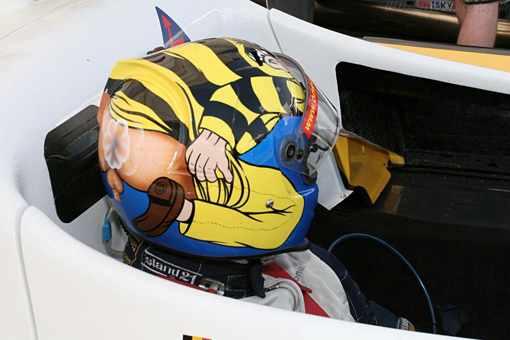 Belgian Humor    - 2007 Le Mans Series Monza 1000 km