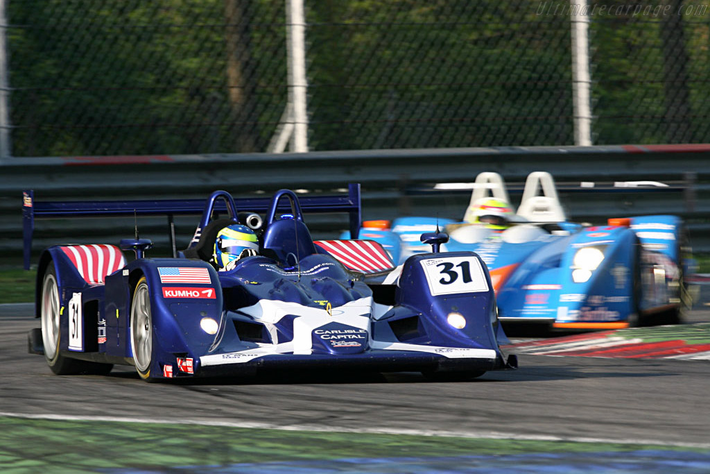 Binnie Lola - Chassis: B0540-HU02 - Entrant: Binnie Motorsports  - 2007 Le Mans Series Monza 1000 km