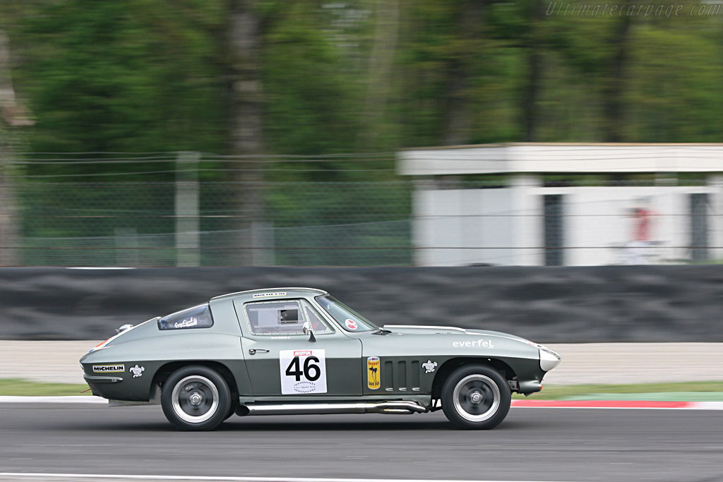 Chevrolet Corvette    - 2007 Le Mans Series Monza 1000 km
