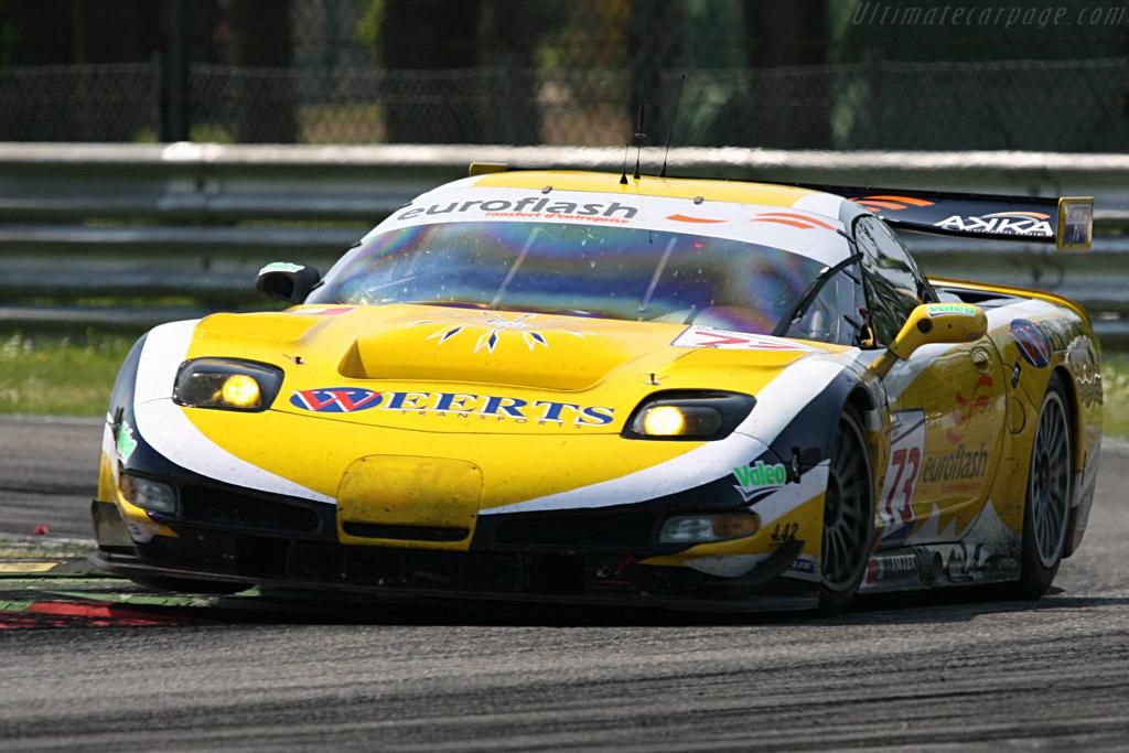Chevrolet Corvette C5-R - Chassis: 010 - Entrant: Luc Alphand Adventures  - 2007 Le Mans Series Monza 1000 km