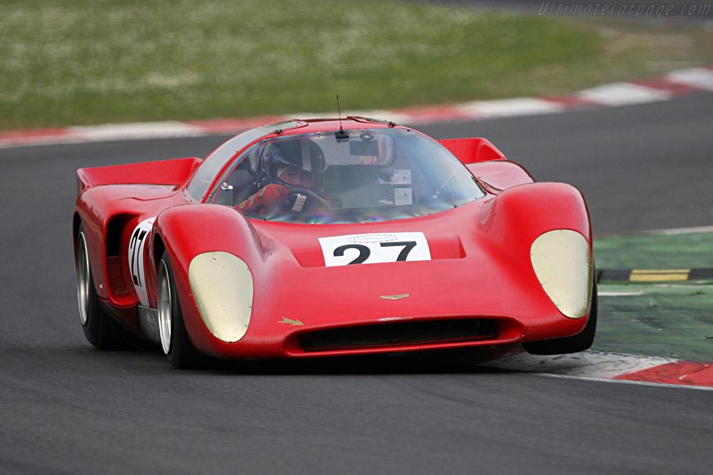 Chevron B16    - 2007 Le Mans Series Monza 1000 km