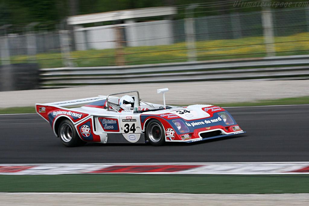 Chevron B36 - Chassis: 36-76-02 - Driver: Richard Bryan  - 2007 Le Mans Series Monza 1000 km