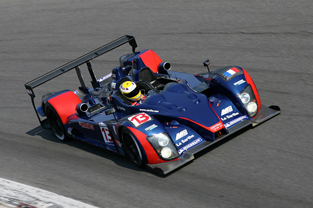 Courage LC70 AER - Chassis: LC70-4 - Entrant: Courage Competition  - 2007 Le Mans Series Monza 1000 km