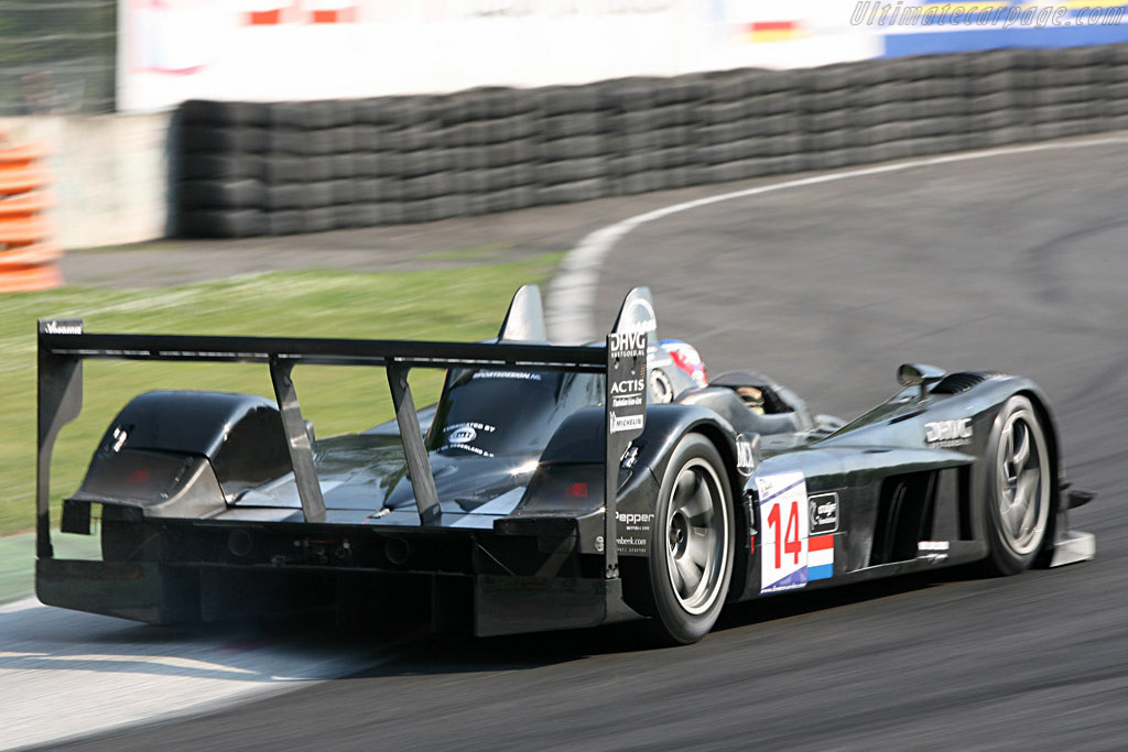 Dome S101.5 Judd - Chassis: S101.5-02 - Entrant: Racing for Holland - Driver: Jan Lammers / David Hart / Jeroen Bleekemolen  - 2007 Le Mans Series Monza 1000 km