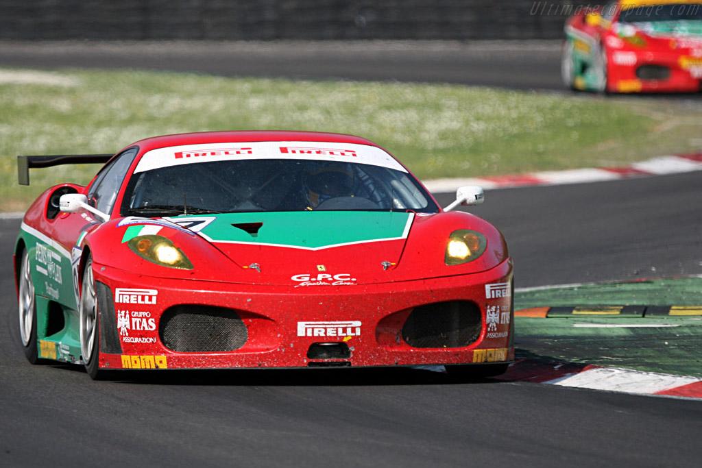 Ferrari F430 GTC - Chassis: 2454 - Entrant: GPC Sport  - 2007 Le Mans Series Monza 1000 km