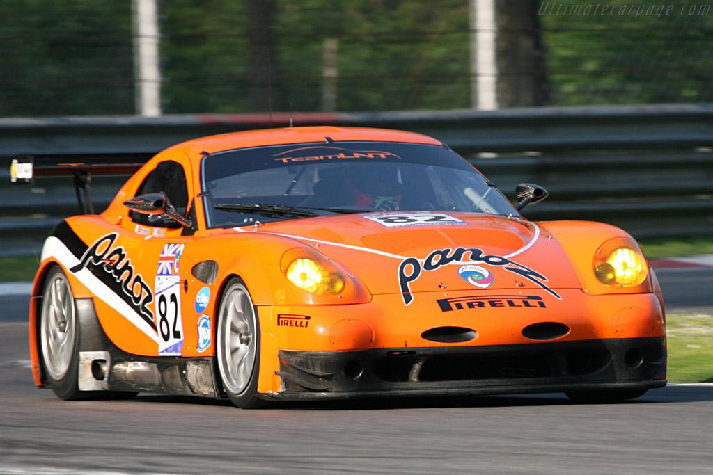 LNT Panoz - Chassis: EGTLM 006 - Entrant: Team LNT  - 2007 Le Mans Series Monza 1000 km
