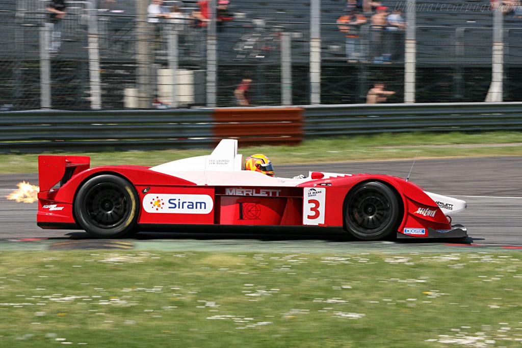 Lavaggi LS1 - Chassis: 1 - Entrant: Lavaggi Sport  - 2007 Le Mans Series Monza 1000 km