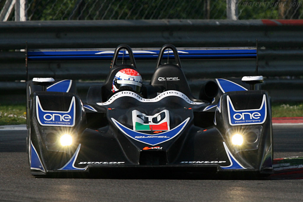 Lola B05/40 AER - Chassis: B0540-HU01 - Entrant: Quifel ASM Team  - 2007 Le Mans Series Monza 1000 km