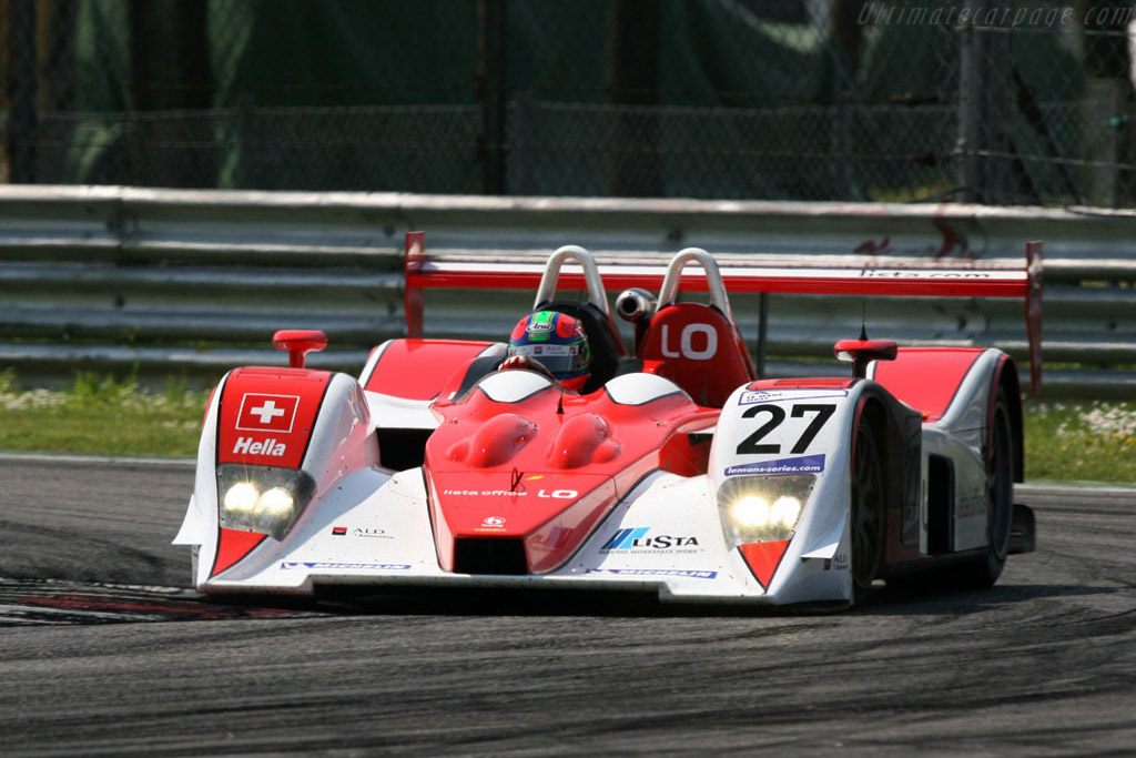 Lola B05/40 Judd - Chassis: B0540-HU06 - Entrant: Horag Racing  - 2007 Le Mans Series Monza 1000 km