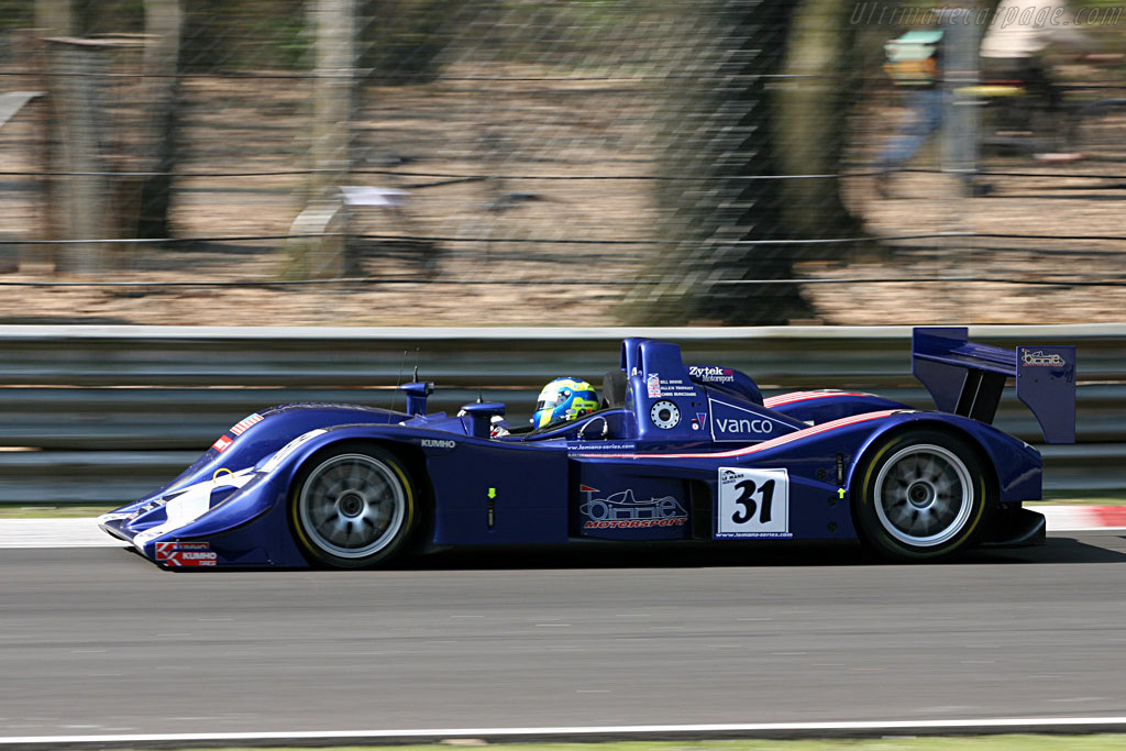 Lola B05/40 Zytek - Chassis: B0540-HU02 - Entrant: Binnie Motorsports  - 2007 Le Mans Series Monza 1000 km