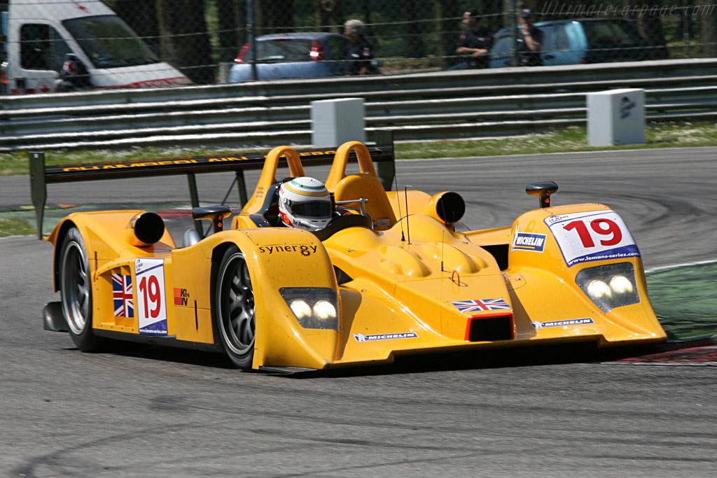 Lola B06/10 AER - Chassis: B0610-HU07 - Entrant: Chamberlain Synergy  - 2007 Le Mans Series Monza 1000 km