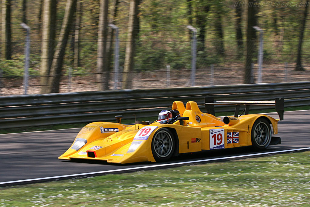 Lola B06/10 AER - Chassis: B0610-HU07 - Entrant: Chamberlain Synergy  - 2007 Le Mans Series Monza 1000 km