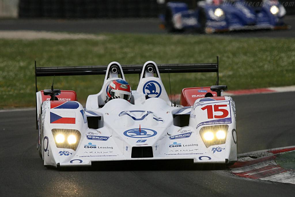 Lola B07/10 Judd - Chassis: B0610-HU03 - Entrant: Charouz Racing System  - 2007 Le Mans Series Monza 1000 km